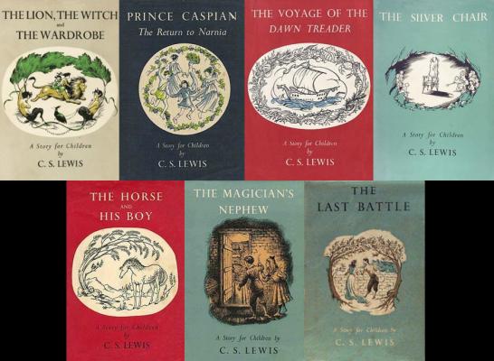 Narnia_books