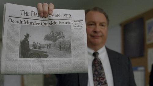 True detective news