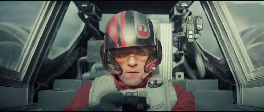 Star Wars Trailer - Rebel Fighter