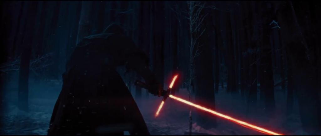 Star Wars Trailer - The dark side