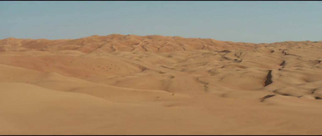 Star Wars Trailer - Tattooine