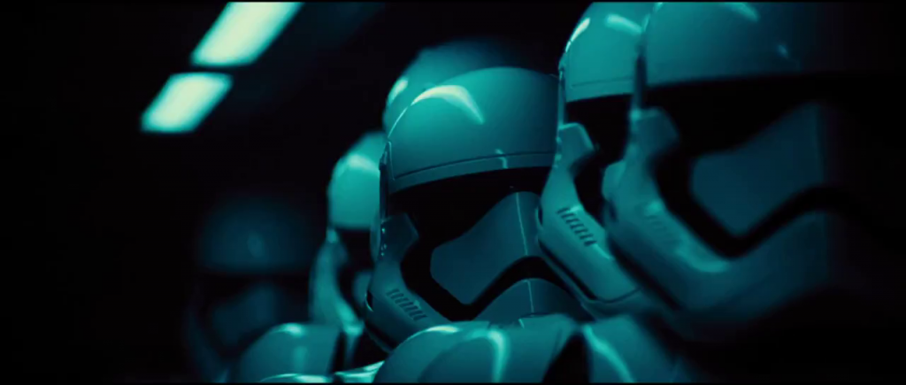 Star Wars Trailer - Stormtroopers