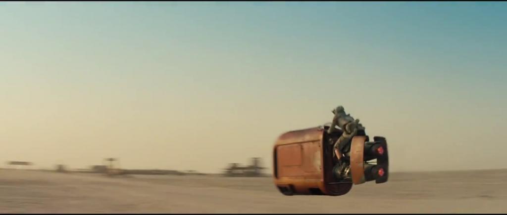 Star Wars Trailer - Vrrrooom