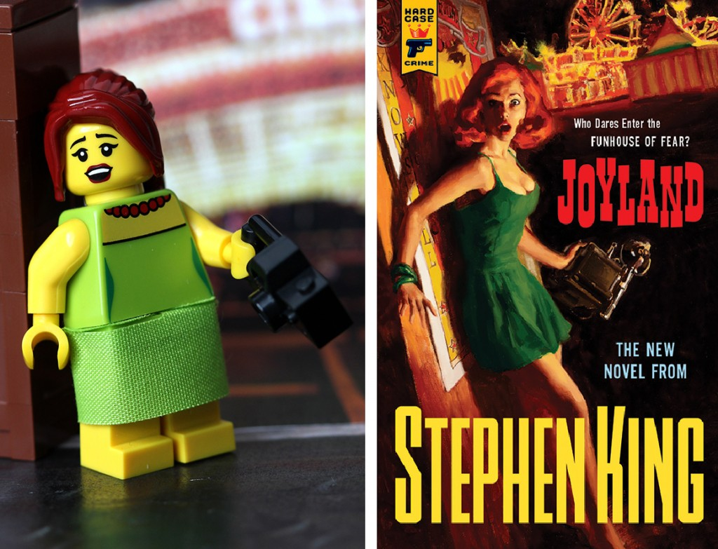 Joyland Stephen King Lego