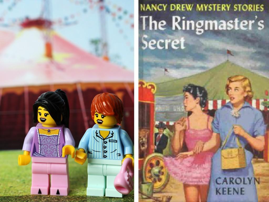 The Ringmaster's Secret Lego