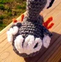 Crochet Dodo Craft 2