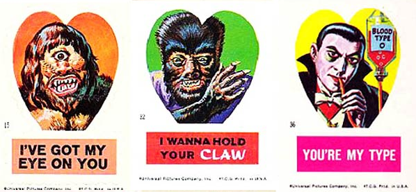 Monsters Valentine