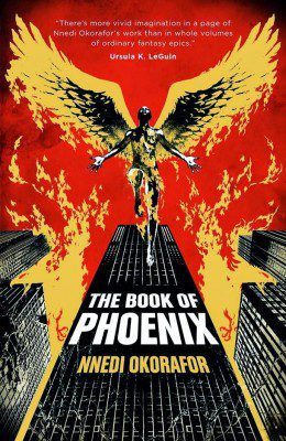 book of phoenix cover
