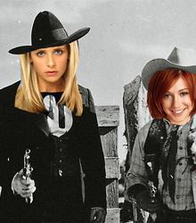 Friday Favourites: Western Film Fan Cast