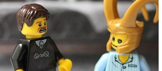 SFF Novels as LEGO