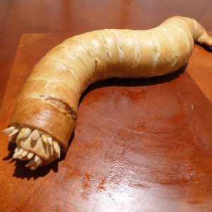 Dune Sandworm Bread