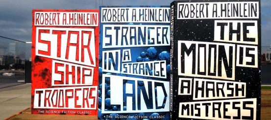 Win a set of our new Robert A. Heinlein reissues!