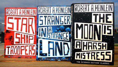 heinlein titles