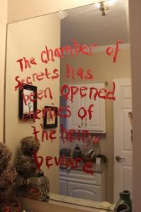Chamber of Secrets Craft