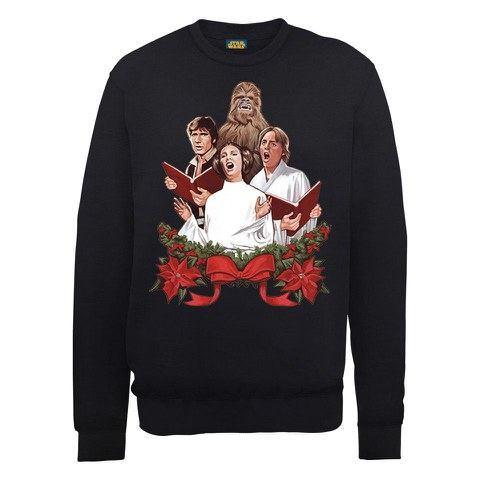 Star Wars Christmas Jumper