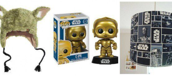 15 gifts for Star Wars fans