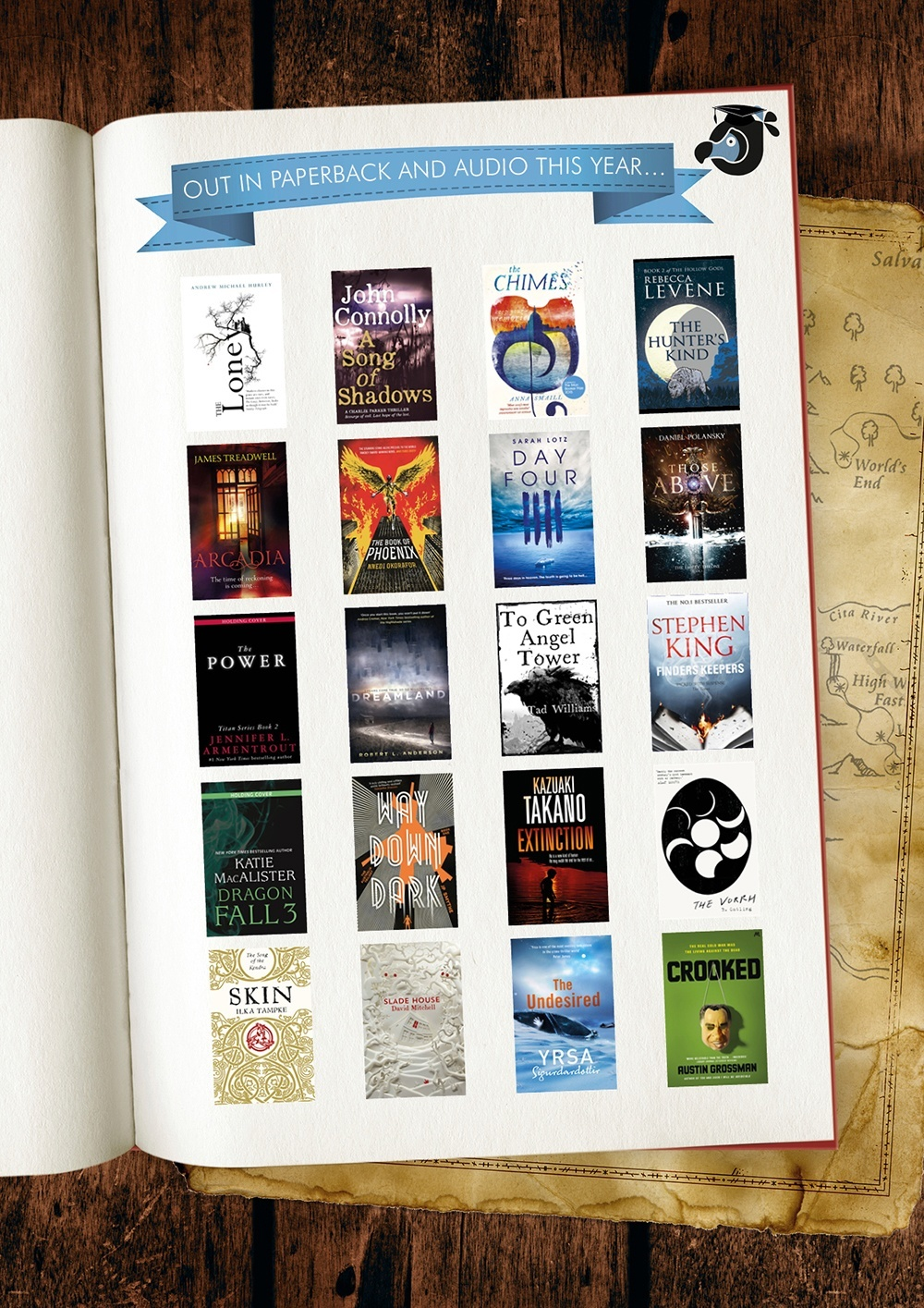 Hodderscape Yearbook Paperback 2016