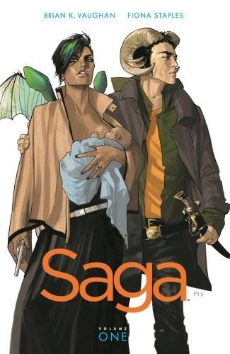 Saga Comic