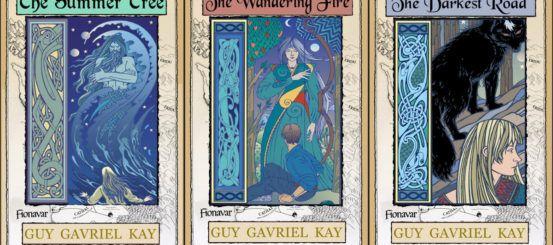 Throwback Thursday: The Fionavar Tapestry