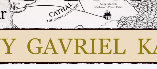 Cover reveal: The Fionavar Tapestry Trilogy by Guy Gavriel Kay