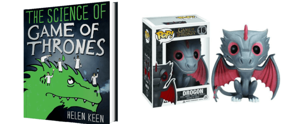 Competition: win The Science of Game of Thrones and a Drogon Funko!