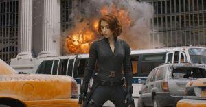 Black Widow The avengers 2012 Joss Whedon Scarlett Johansson