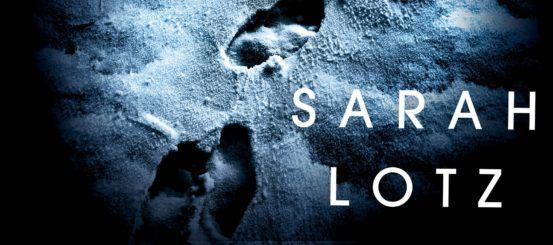 Cover Reveal: The White Road by Sarah Lotz