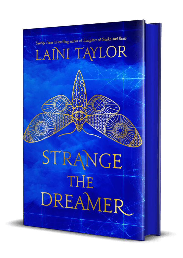 Strange The Dreamer first edition