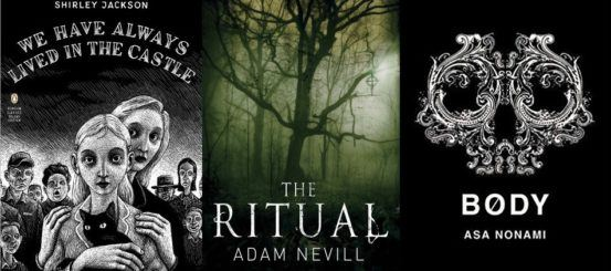 The books we're reading this Halloween