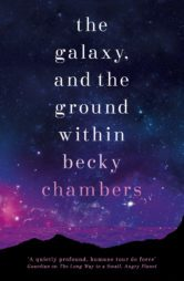 The Galaxy, and the Ground Within: Wayfarers 4