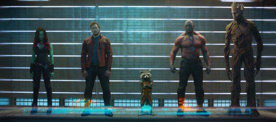 Friday Favourites: Marvel Films