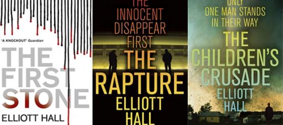 The Strange Trilogy by Elliott Hall