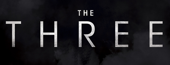 Cover Reveal: The Three by Sarah Lotz
