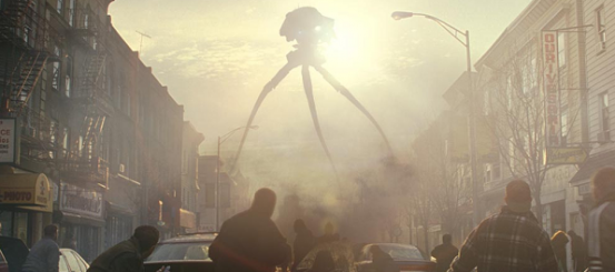 Friday Favourites: Alien Invasions