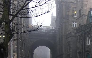 Weekend Round-Up: Edinburgh