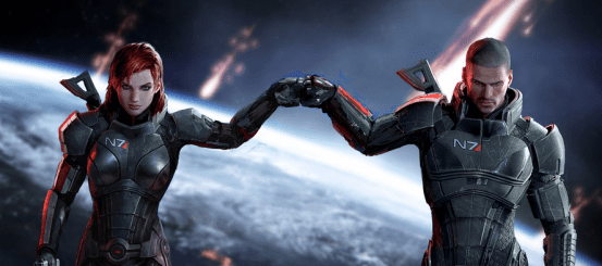 Why I love Mass Effect