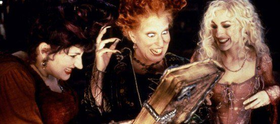 Films to Watch at Halloween If You're a Big Scaredy-Cat.