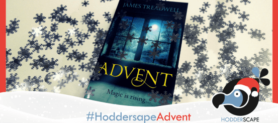 Win a copy of Advent by James Treadwell!