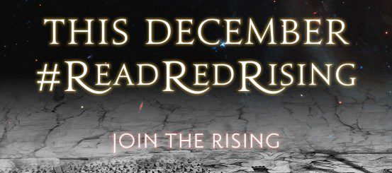 Join the Red Rising readalong!