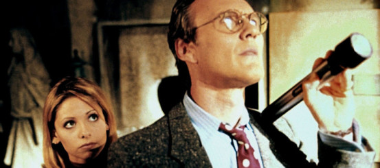 9 times Rupert Giles completely owned it