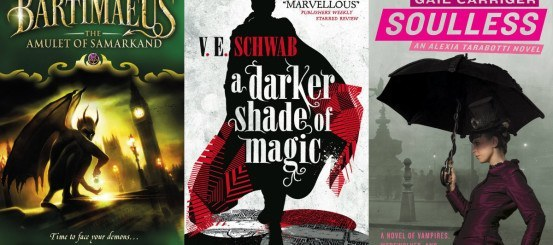 Friday Favourites: books set in London