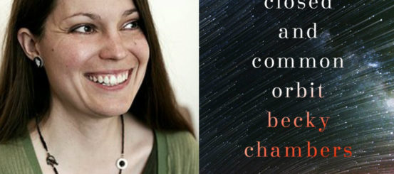 Join Becky Chambers on her UK tour!