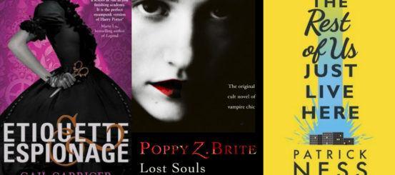 Seven books Buffy fans will love