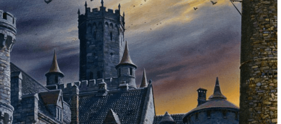 COVER REVEAL: The Witchwood Crown by Tad Williams