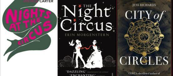 Seven fantastic novels set in circuses and carnivals