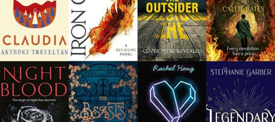 13 new science fiction and fantasy books to look forward to in 2018
