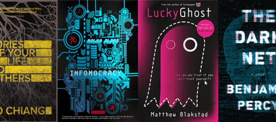 5 Books To Read When You're Missing Black Mirror