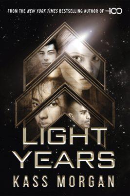 Light Years by Kass Morgan