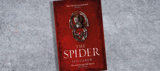 Read an extract from The Spider by Leo Carew