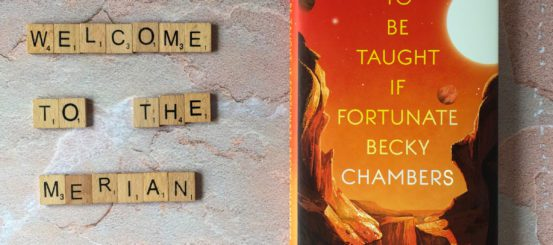 Extract and Preorder Giveaway: To Be Taught, If Fortunate by Becky Chambers